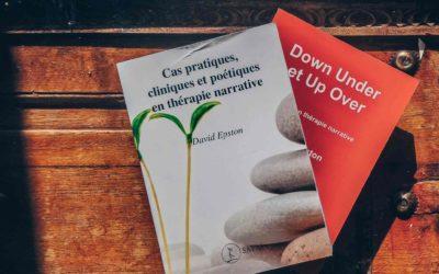 Down Under et Up Over : Cas pratiques cliniques et poétiques en thérapie narrative